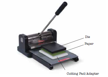 ellison letter cutting machine